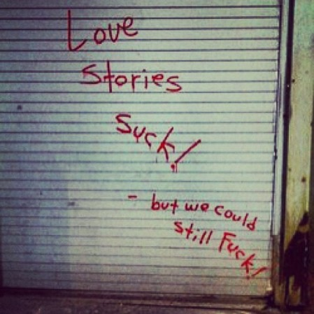 Love Stories Suck